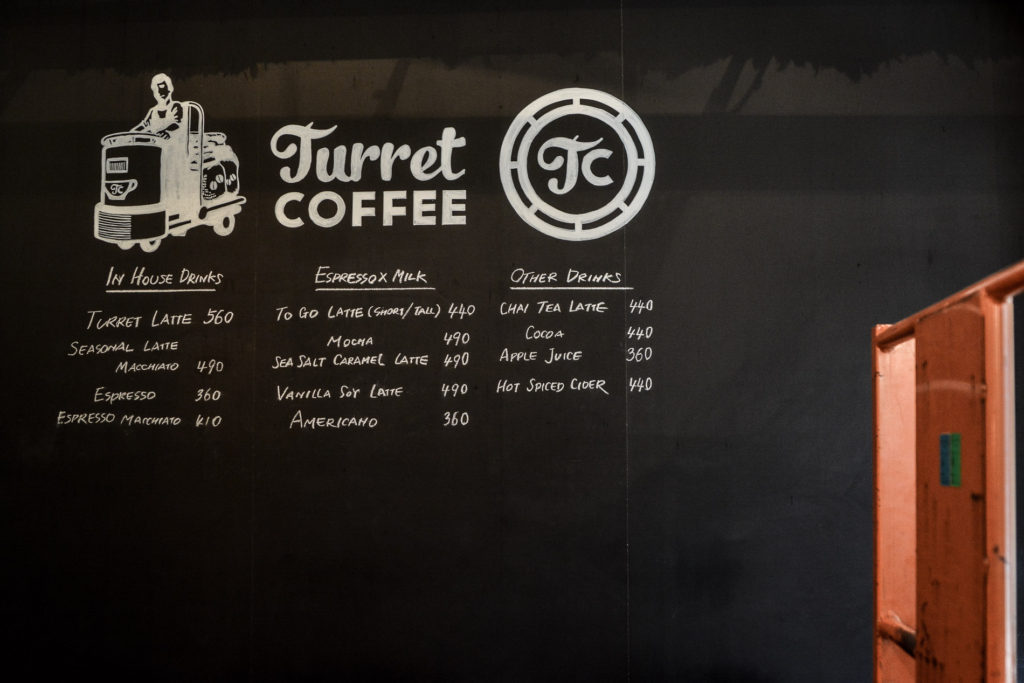 voyage japon tokyo turret coffee