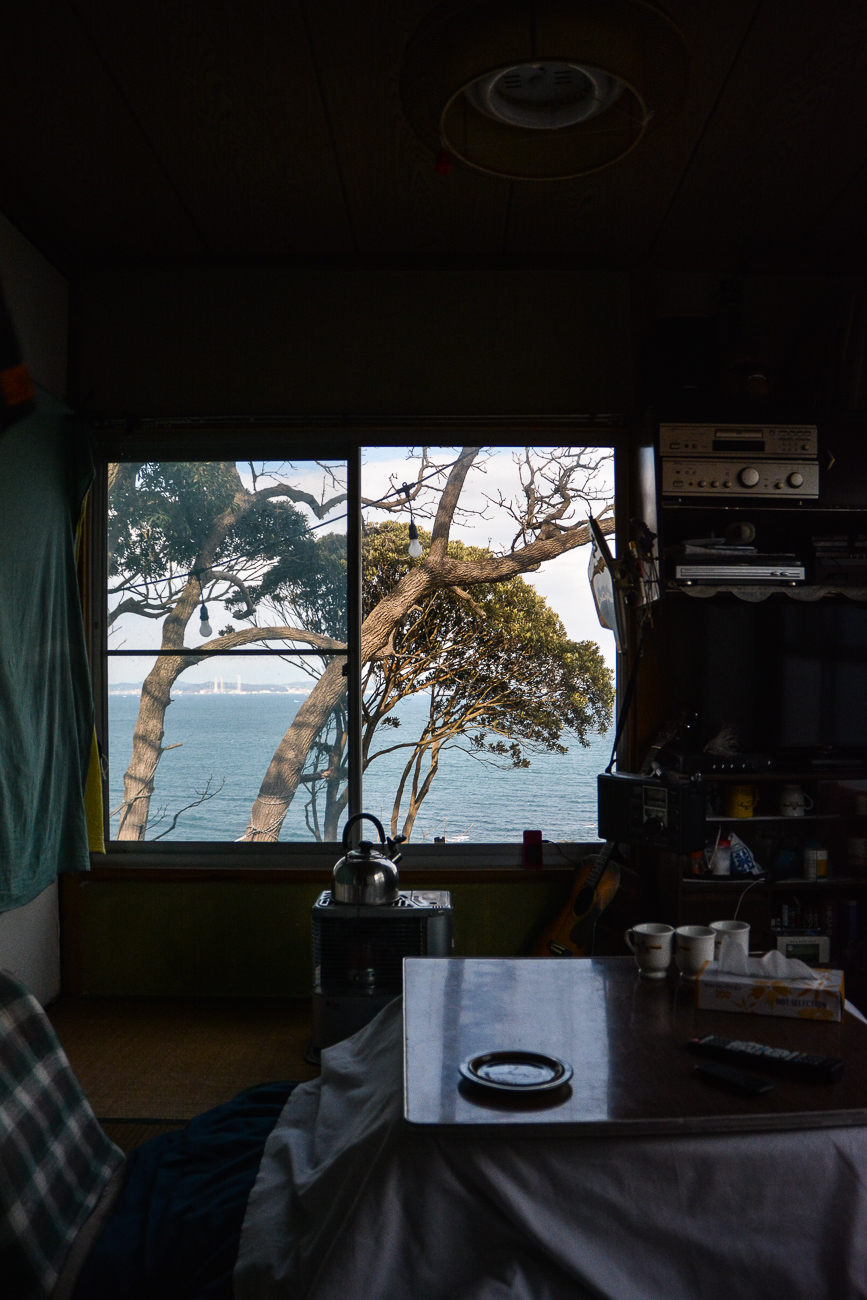 voyage au japon, à quelques heures de Tokyo, dans la prefeture de Chiba, tout près de Nokogiriyama