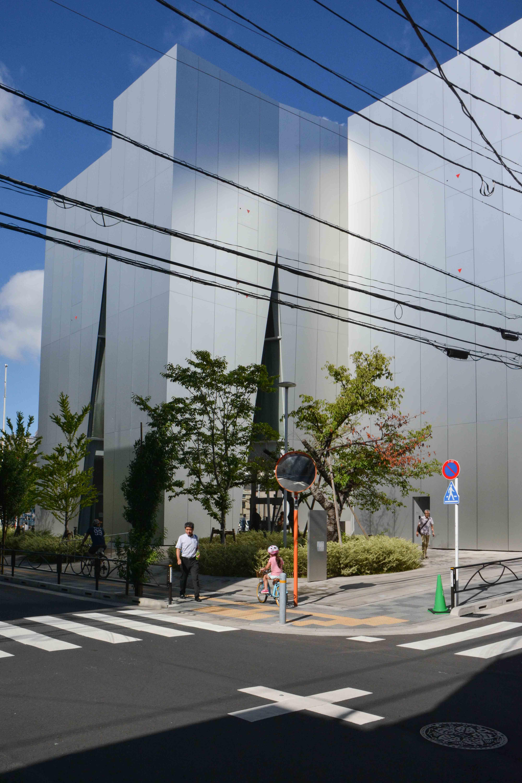 voyage au japon, à tokyo, avec le musée hokusai