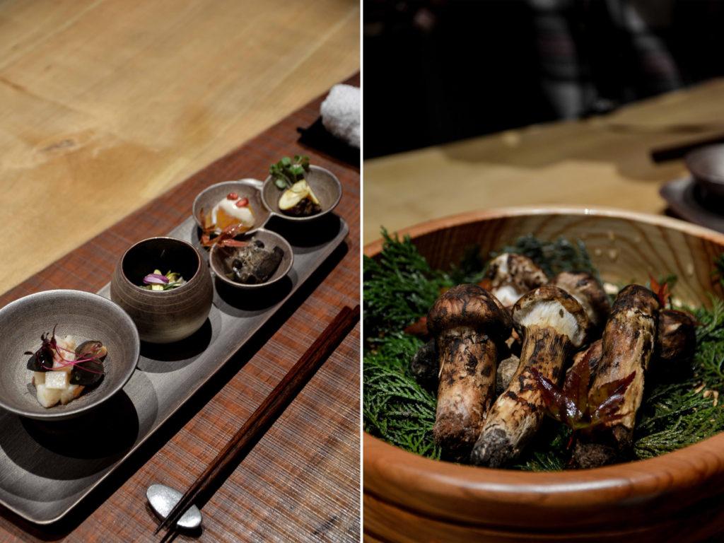 Le Jardin voyage au japon, à Tokyo avec le jardinHappo-en et son restaurant...