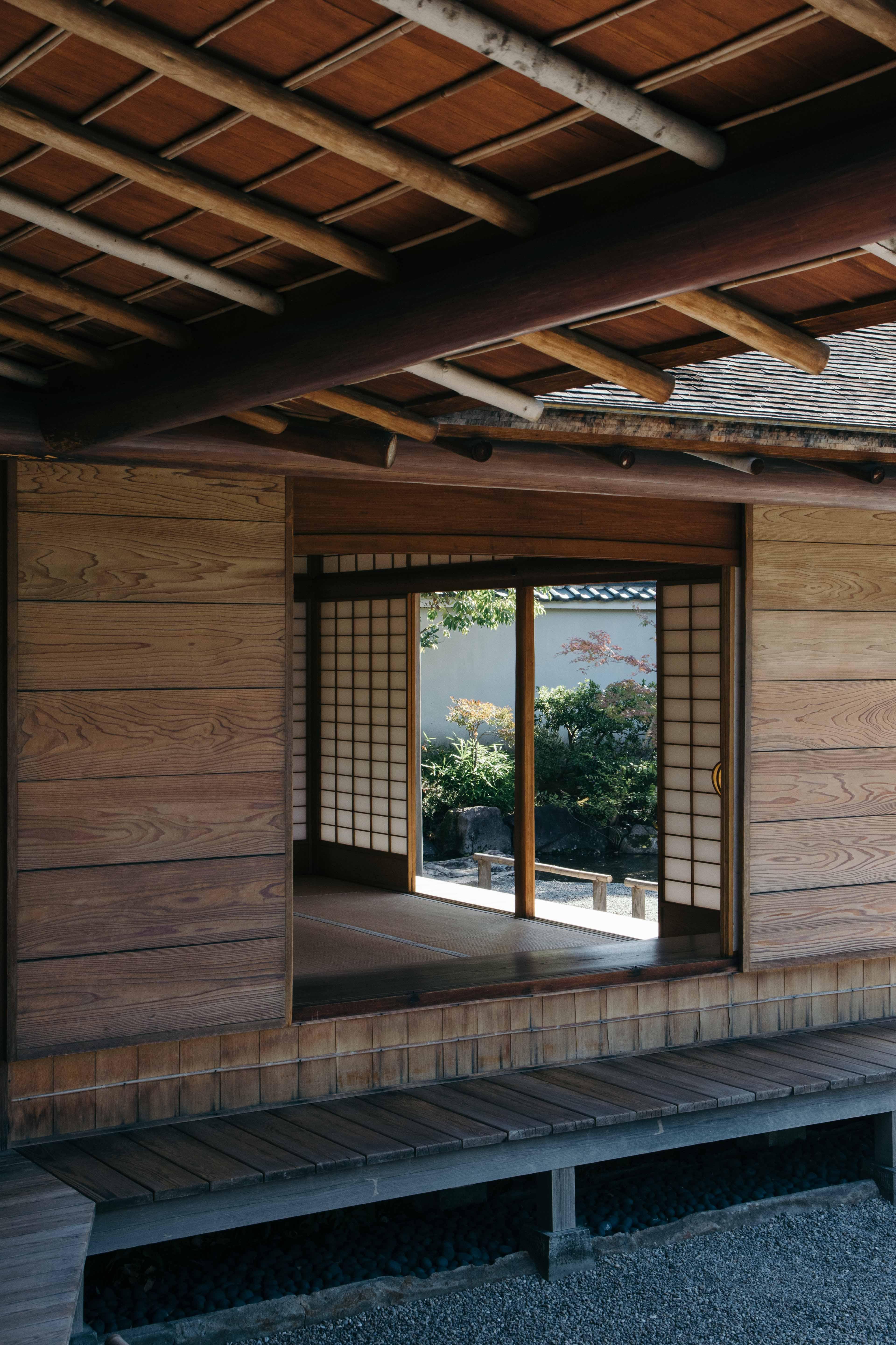 Visiter le jardin pittoresque de Yoyokan dans la prefecture de Fukui au Japon