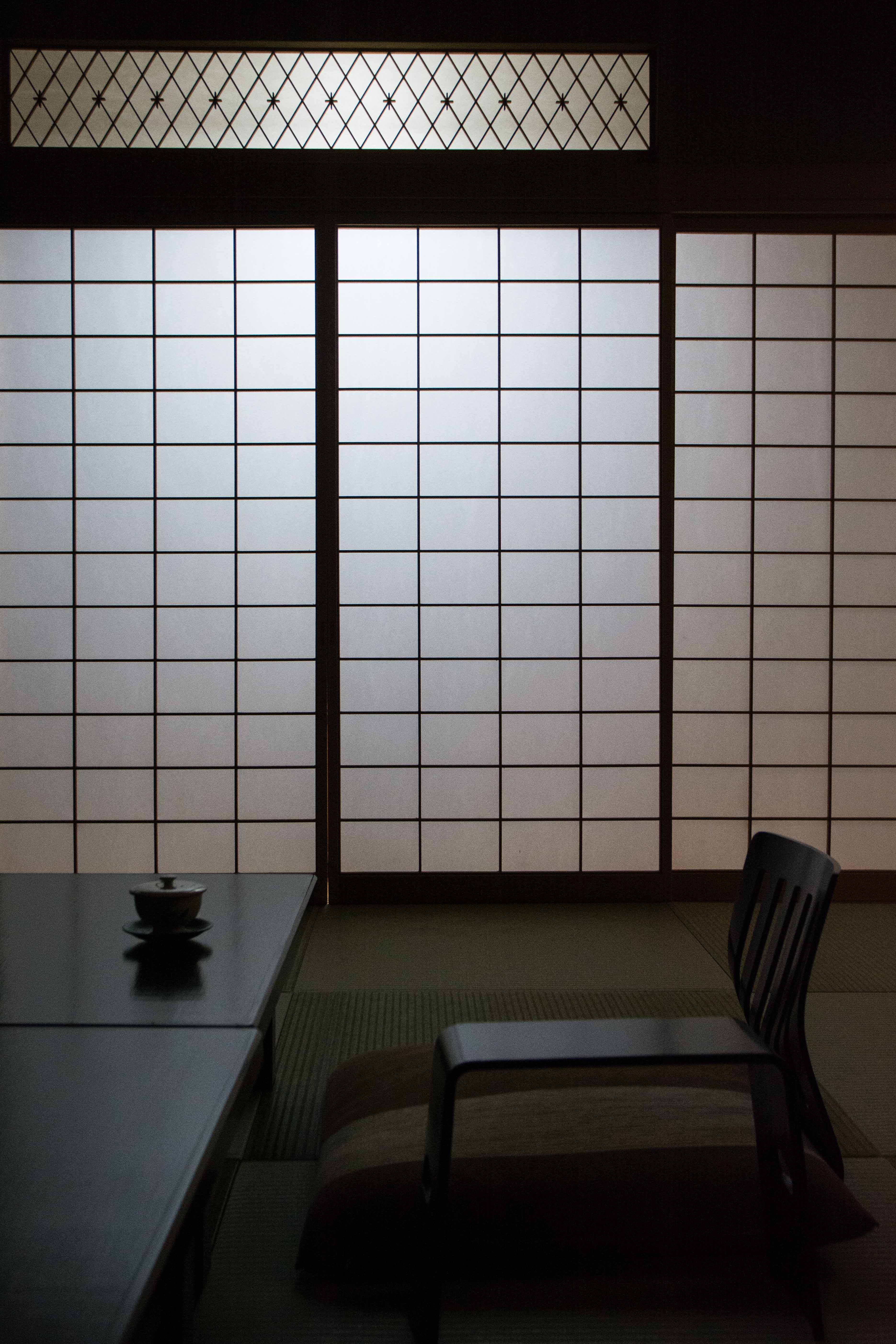 Matsuya Sensen, un joli ryokan, herbergement traditionel japonais à Awara Onsen dans la prefecture de Fukui au Japon