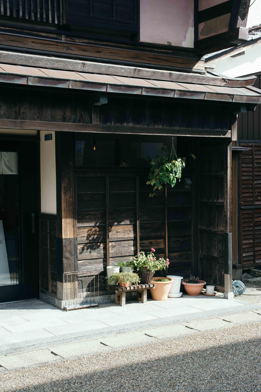 Visite de la ville de Mikuni Minato dans la préfécture de Fukui au Japon