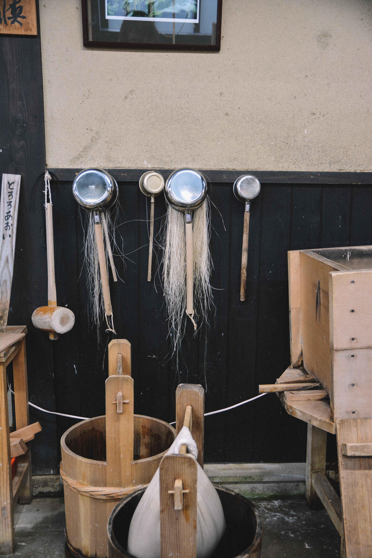 Apprendre à faire du papier traditionnel japonais : le washi dans la prefecture de Fukui au Japon