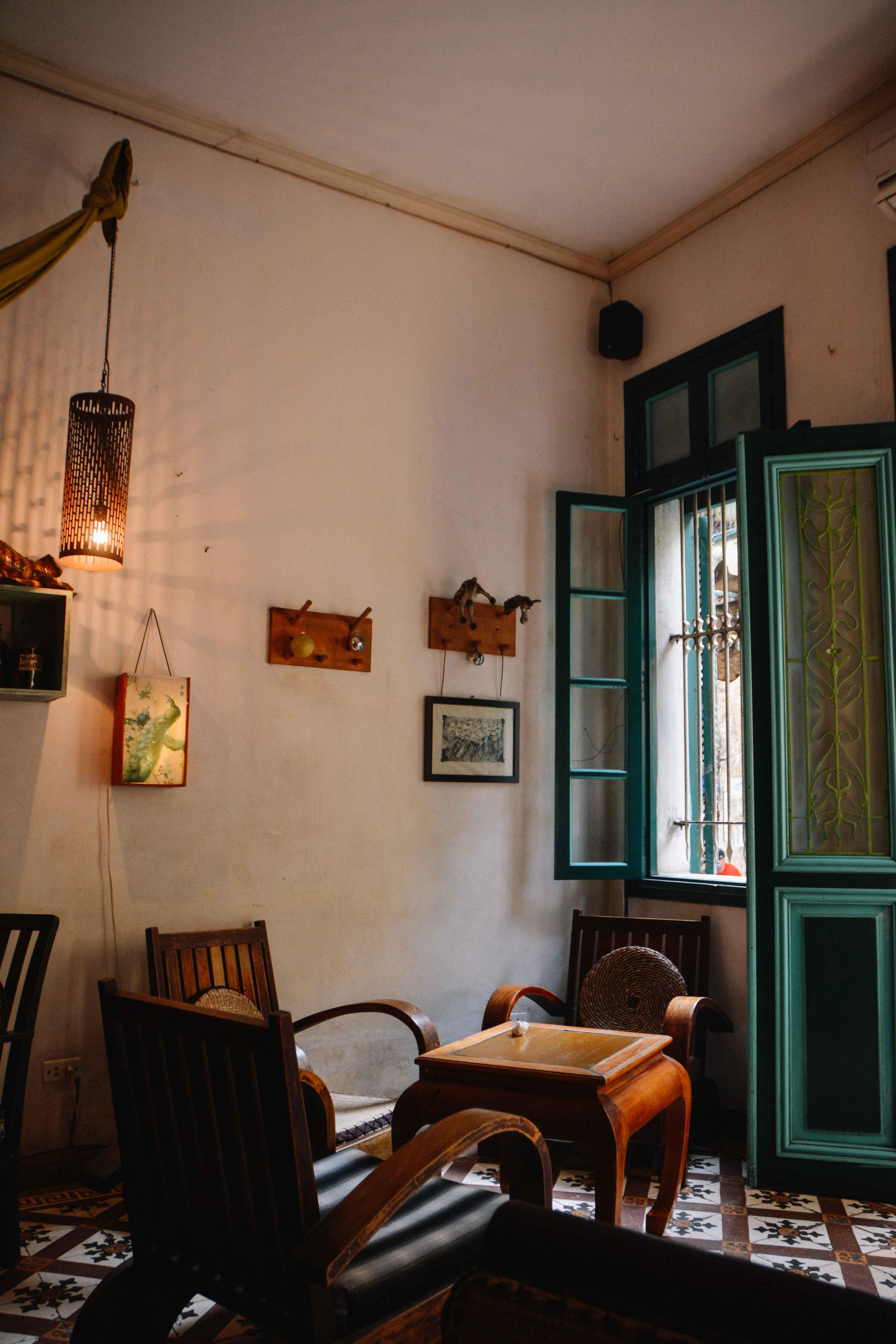 Hanoi social club, à Hanoi au Vietnam