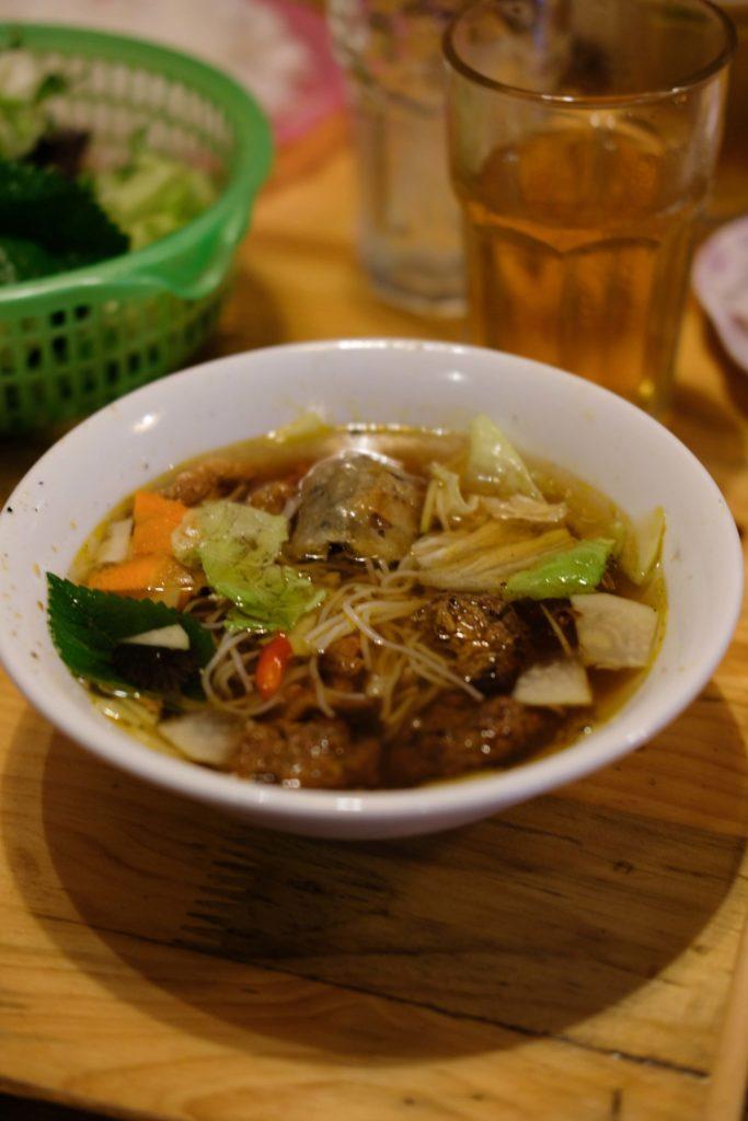 Bun Cha Ta Hanoi, restaurant à Hanoi, Vietnam