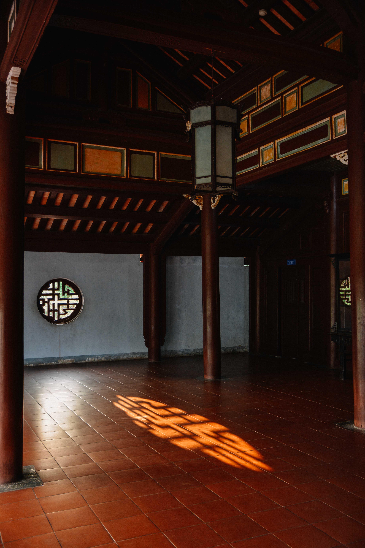 La pagode de Thien Mu à Hué au Vietnam
