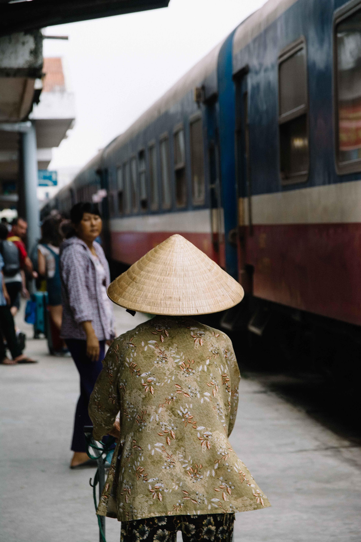 le train couchette à Hué